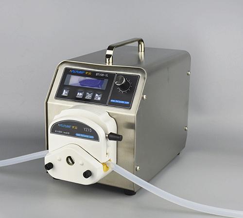 BT100-1L/YZ15流量分配型蠕动泵