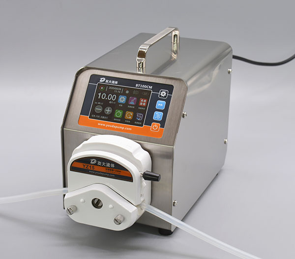 BT100CM-YZ15智能型蠕动泵