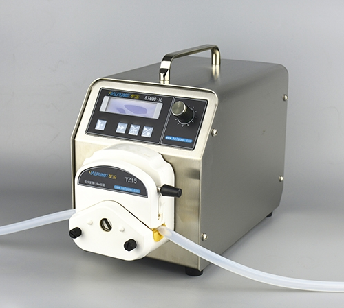 BT600-1L/YZ15流量分配型蠕动泵