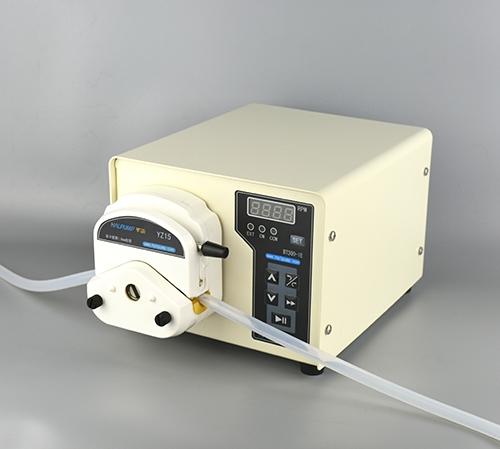 BT300-1E/YZ15基本型分配蠕动泵