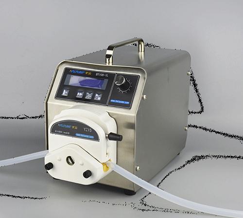 上海BT100-1L/YZ15流量分配型蠕动泵