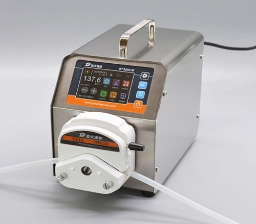 BT300CM-YZ15智能型蠕动泵