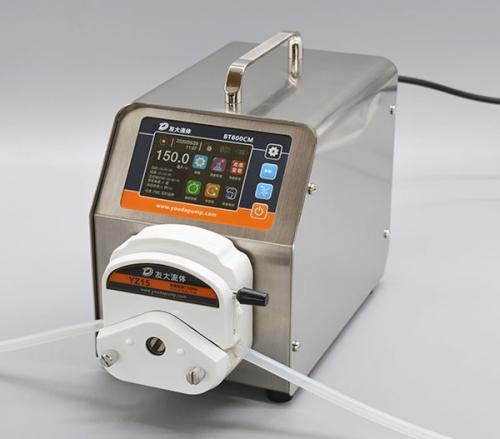 BT600CM-YZ15智能型蠕动泵